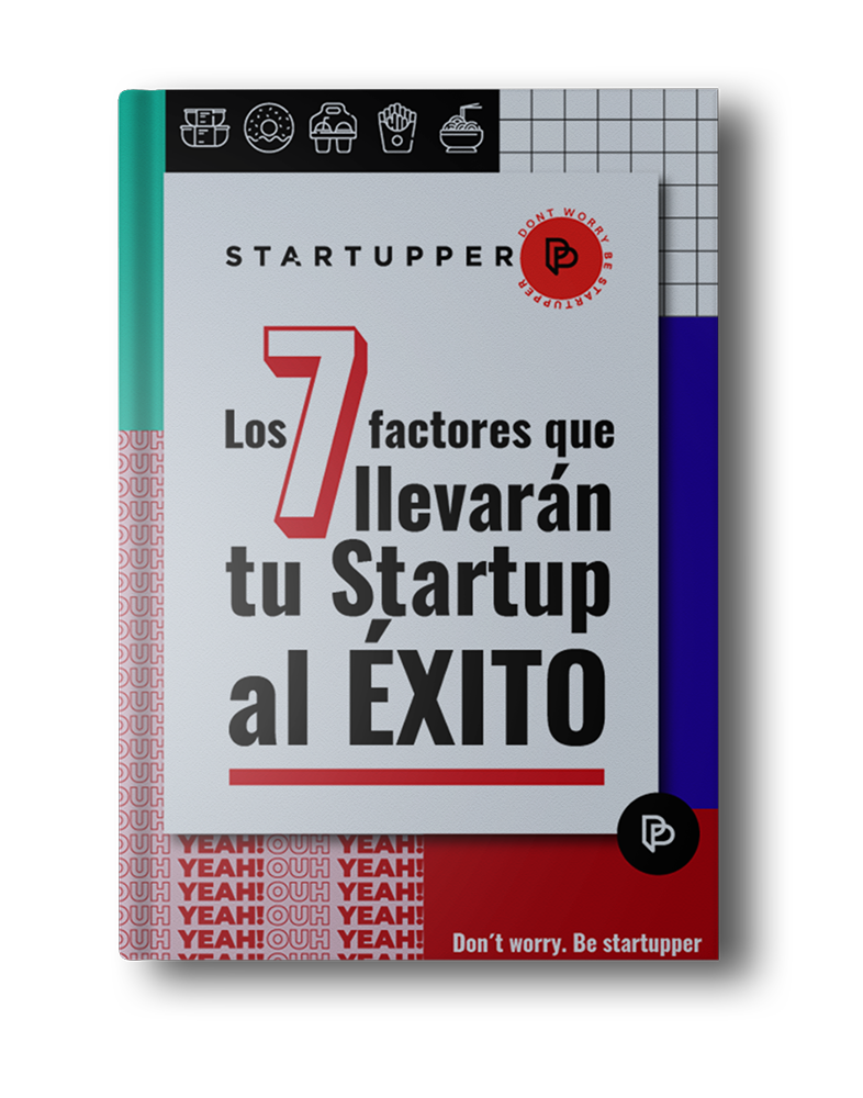 7 factores exito startup